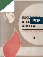 Harrington, Wilfrid - Iniciacion a La Biblia 02 (Nt)