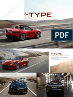 Jaguar F-Type Brochure