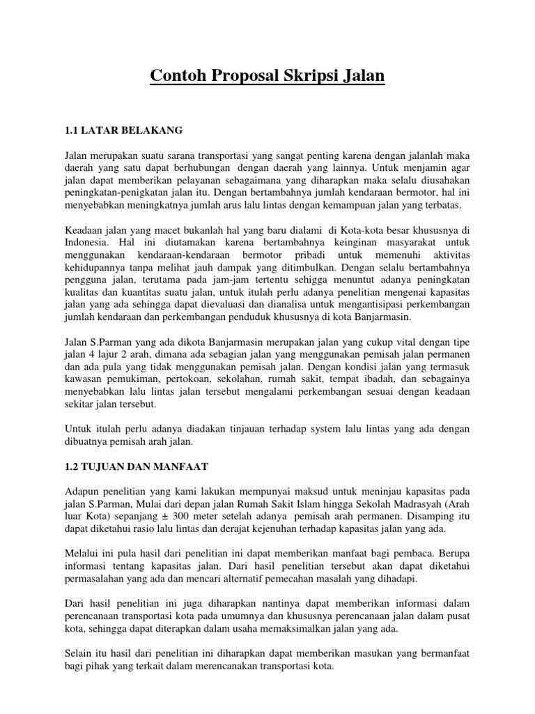 Contoh Latar Belakang Dalam Proposal Skripsi لم يسبق له مثيل الصور