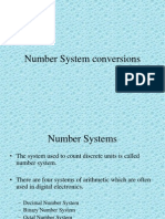 Number System Conversions (1)
