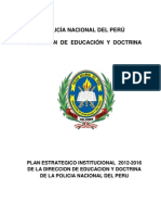 Proyecto PEI 2012-2016
