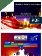 Fbtm - Tenis de Mesa Dados