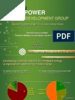 Green Power Market Development Group