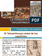 Conquista Del Tahuantinsuyo