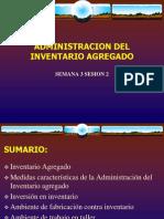 Administracion Del Inventario Agregado