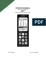 Dakota CMX DL Ultrasonic Thicknes Manual