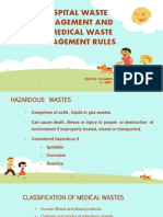 Hospital Waste Mgnt