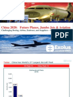Challenging Boeing & Airbus – China's Most Ambitious Strategy to Date?