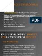 Eagle Presentation to External Panel