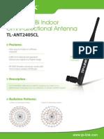 Tl-Ant2405cl v1 Datasheet
