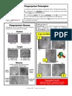 Fingerprint Basics Card