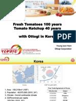 Korea Tomatos