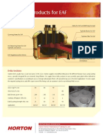 Refractory for EAF-Guide