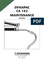 Dynapac Compactor Manual