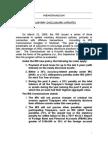 IRS Voluntary Disclosure (Update)