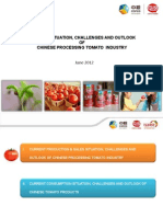 China Tomato Products