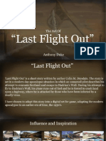 Last Flight Out_Art Of