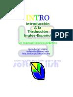 Introducción a la Traducción Inglés-Español