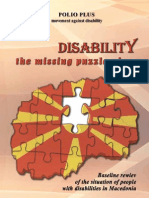Disability the Missing Puzzle Piece 