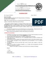 114.Acceptance Letter