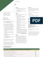 INTO 미국 USF 입학신청서 Application 2013-14