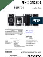 Sony Mhc-gnx600 Br