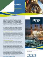 Gas Turbine Power Generation