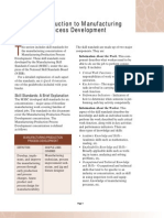 Production Process Development