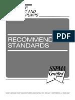 SSPMA Standards