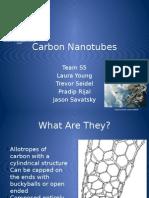 S5 Carbon Nanotubes
