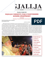 "Gazeta ""Ngjallja"" Maj 2013"