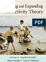 Annalisa Sannino, Harry Daniels, Kris D. Gutiérrez - Learning and Expanding with Activity Theory