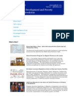 ADB Social Development and Poverty Community of Practice Newsletter - July 2013