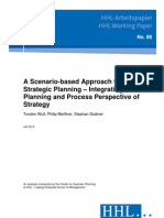 A Scenario-Based Approach To