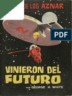 (Aznar 38) Vinieron Del Futuro - Pascual Enguidanos Usach.epub