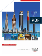 Doha Cables - Products Catalogue