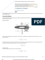 Volumes of Solids of Revolution _ Applications of Integration _ Integral Calculus Review