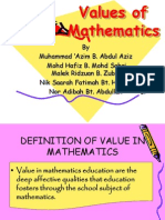 VALUES .ppt