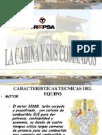 Curso Cabina Comandos Camion Minero 777d Caterpillar