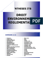 Synthese Droit Reglementaire[1]
