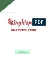 Anonimo - Coleccion de Relatos de Terror Halloween 2000
