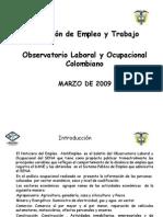 NOTIEMPLEO AMARZO DE 2009