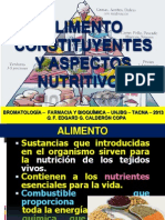 ALIMENTOS, ASPECT. NUTRITIVOS-2º. 2013
