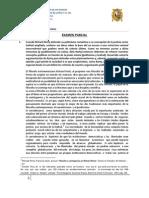 Examen parcial - Seminario de Filosofía Política