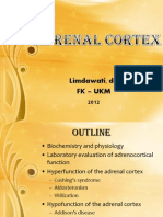 Disorders of the Adrenal Cortex