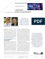 Neurobiology of Depression, Findings, Controversies and Perspectives
