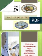 Perfil de La Enfermera Administrativa, Educativa e