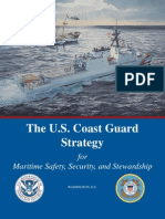 US Coast Guard Strategy for Maritime Safety, Security, & Stewardship