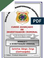 Módulo 1 - A Investigação Criminal