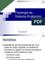 Fisiologia  Endócrino